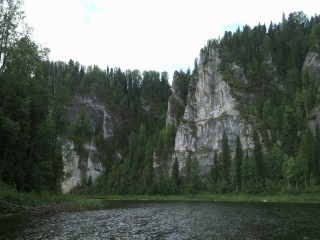 Сплав по реке Берёзовая