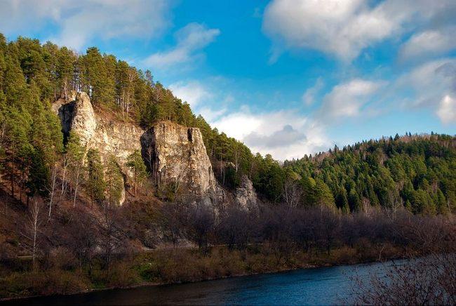Сплав по реке Сылва