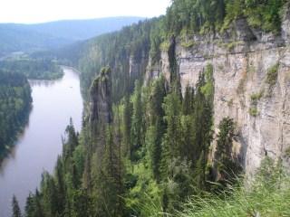 Сплав по реке Усьва